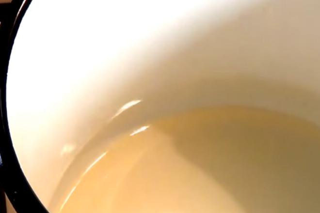 Подготовить масло