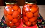 Маринованные помидоры на зиму в банках: ну очень вкусные рецепты!